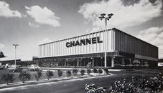 Channel on Route 17 in Paramus NJ  1960's