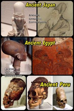 In Peru, the INCAS nobles . In Peru, INCAS nobles lengthened their skulls from infants to differentiate themselves from the less privileged. They also mutilated his legs and eyes. Ancient Aliens, Aliens And Ufos, Ancient Egypt, Ancient History, European History, Ancient Greece, Alien Theories, Black History Facts, Interesting History