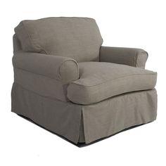 Found it at Wayfair - Horizon Slipcovered Chair