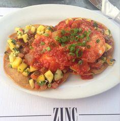Zinc Los Angeles Vegetarian Food