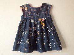 Geranium Dress / Nani Iro Fuccra | by Wagyu Burger