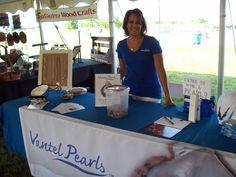 Vendor and Craft Tent  - Vantel Pearls