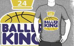 Baller King by Antatomic