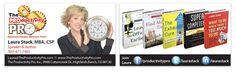 Business card design for professional Speaker Laura Stack Business Card Design, Business Cards, Timeline Photos, Author, Graphic Design, Visit Cards, Carte De Visite, Writers, Visual Communication