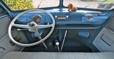 1958 Volkswagen Type II Samba LHD Chassis 376044