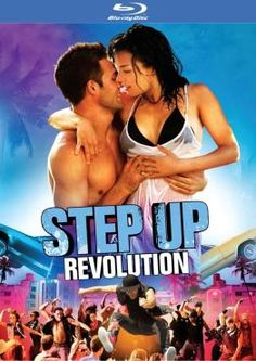 Step Up Revolution This movie used to be about dancing. Now based on the cover it looks like a porn start up.