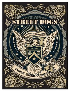 GigPosters.com - Street Dogs - Krum Bums, The