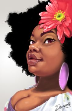 thick sista by Andre Robers