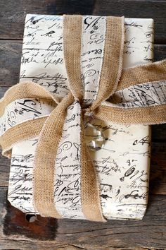 Calligraphy wrap and ribbon/designsgirl