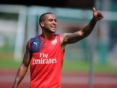 Pictures: Arsenal train in Singapore | News Archive | News | Arsenal.com