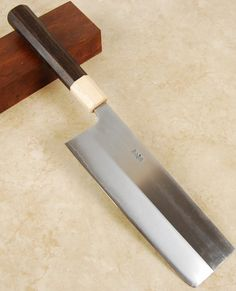 Kurodori Ginsan Nakiri 165mm