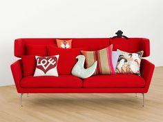 SUITA SOFA/ Upholstered Sofa/ by Vitra