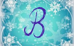 <<DIRECTLY FROM SITE>> Frozen Snowflake: B