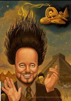 13 Best George images | Ancient aliens, Aliens guy ...