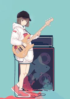 Anime Art Girl, Manga Girl, Aesthetic Anime, Aesthetic Art, Character Design References, Character Art, Character Illustration, Illustration Art, Hiro Big Hero 6
