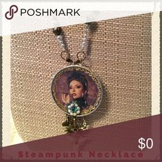 Not for sale Steampunk Necklace Jewelry Necklaces