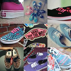 Vans off the wall ;)
