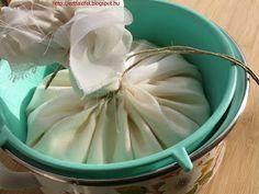 Hungarian Recipes, Kefir, Icing, Recipies, Butter, Cheese, Homemade, Vegetables, Cooking