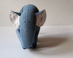 Tooth Fairy Elephant stuffed toy for kids