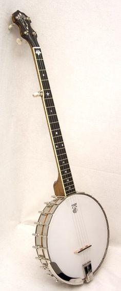 Vega #2 Tubaphone 5-String Banjo
