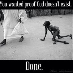 god doesn't exist done proof you wanted - Google Search