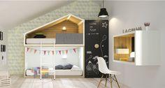 MUEBLES LAGRAMA - Cottage Bedroom -