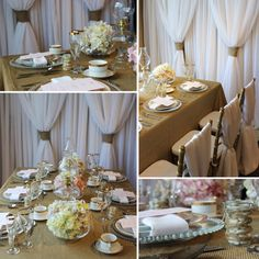 Our August showcase is from Special Event Rentals! We love the charming table that Kaitlyn designed for our showroom.
