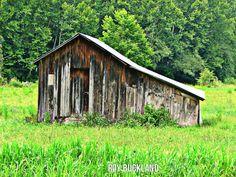 old building,Little Creek,Wv