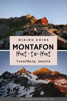 The Montafon Hüttenrunde is a 13-stage hiking trail that traverses the Verwall, Silvretta, and Rätikon Alps in Austria. We hiked the Silvretta stages and outlined our itinerary in this 4-5 Day Trek. #austria #austrianalps #silvretta #alps #huttohuthiking #hiking #trekking #mountainhiking #alpinehiking #alpsinsummer #montafon Amazing Destinations, Holiday Destinations, Hiking Europe, Austria Travel, Cool Cafe, Backpacking Tips, Mountain Hiking, Day Hike, Outdoor Woman