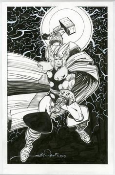 The Mighty Thor by Walt Simonson