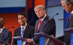 The Night the Republican Debate Turned Into the WWE - The Daily Beast