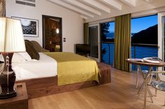 one of the best SPA hotels for reservation info 495 646 17 00 Excellence Travel Villas In Europe, Best Spa, Lake Como, Hotel Spa, Lake View, Luxury Villa, Como Italy, Swimming Pools, Bedroom