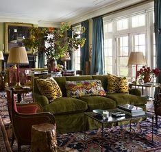 Stylish home: Decorating with animal prints