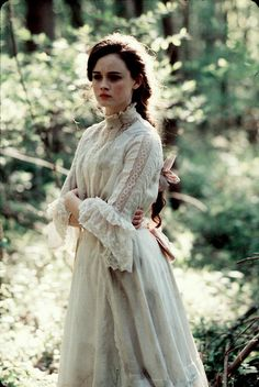 People think I look like Winnie from Tuck Everlasting for some reason