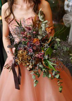 Pink Bouquet, Bouquets, Bouquet Images, Floral Wreath, Wreaths, Colour, Brown, Flowers, Wedding