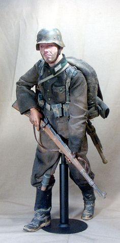 WW2/German soldier. - OSW: One Sixth Warrior Forum