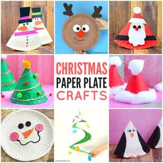 Felling festive, planning activities and need ideas for paper plate Christmas crafts? We've got a jolly bunch right here. From Santa Claus to wonderful Christmas trees, you'll find more projects that you will ever need. *this post contains affiliate links* From super simple crafts toddlers will be able to do, to ones that focus on …