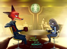 The Heat of the Moment(s) by TheWyvernsWeaver