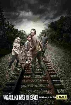 Carol, lizzie, mika, tyreese The Walking Dead