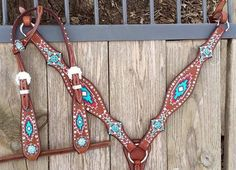 Custom Breast Collars - Western Rhinestone Belts - BLING On A Budget