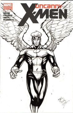 Uncanny X-Men: Angel by Craig Yeung