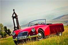 Classic car hire in France Auvergne  Your French Holidays