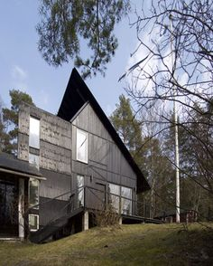 Villa Samurai by Helsinkizurich in Finland