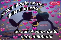 Noot Noot ( Créditos a sus creadores xd ) # Humor # amreading # books # wattpad Cute Love Memes, Funny Love, Anti Pick Up Lines, Funny Bio, Pingu Memes, Romantic Memes, Cute Spanish Quotes, Freaky Memes, Cheesy Quotes