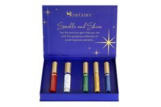 The Royal Gems Collection by SeneGence is the ULTIMATE Christmas gift to put under the tree this year.  It comes in a gorgeous box and includes Red Ruby LipSense, Diamond Kiss Gloss, Warm Gold Shimmer ShadowSense, Emerald Shimmer ShadowSense and Sapphire Shimmer ShadowSense.  Be ready for every Holiday event with these beautiful makeup colors.   #senegence #lipsense #shadowsense #redruby #metallicred #metallicmakeup #christmasgift  #diamondkiss