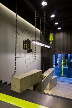 SOESTHETIC GROUP is an international architecture and interior design studio Gym Interior, Retail Interior, Interior Architecture, Interior Design, Fitness Design, Gym Design, Retail Design, Trx, Gym Decor