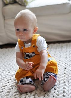Cute overalls from What Mother Made, Archie's Boutique