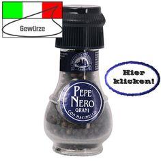 Aromatische schwarze Pfeffer aus der Toskana. Hier klicken: http://blogde.rohinie.com/2013/02/gewuerze/