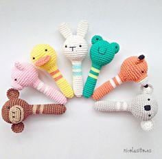 fto-sonajeros-infantiles para jugar y decorar