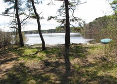 Pilgrim Lake in Orleans on Cape Cod. Pilgrim lake encompasses 39 acres and there are a plethora of activities to do at this lake ranging from swimming, kayaking, picnicing(there is an established picnic area) and lounging in the sun.